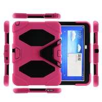 More fashional hot selling dustproof shock proof silicon case for tablet 8 inch for Samsung p5200