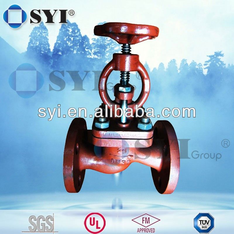 api self sealing globe valve - SYI GROUP