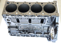 ISUZU 4HK1 Cylinder block 8-98046721-0 for ZAX230