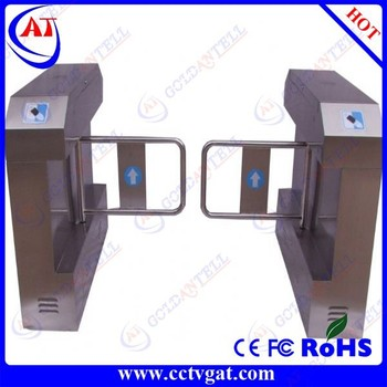 Access control software swing gate barrier opener /automatic swing barrier gate motor GAT-601