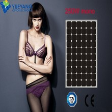 Best quality 140w 24v amorphous solar panel and battery price with tuv ul and product warranty