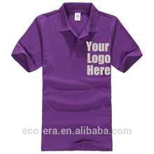 Custom T-shirt Printing Promotional T shirts With Your Logo Brand Embroidery Design Polo Shirt Manufacture China Wholesale