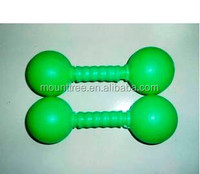 Colorful PP Mini Dumbbell For Children