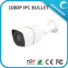 full hd 1080p with poe day night ir 2MP Bullet IP Camera
