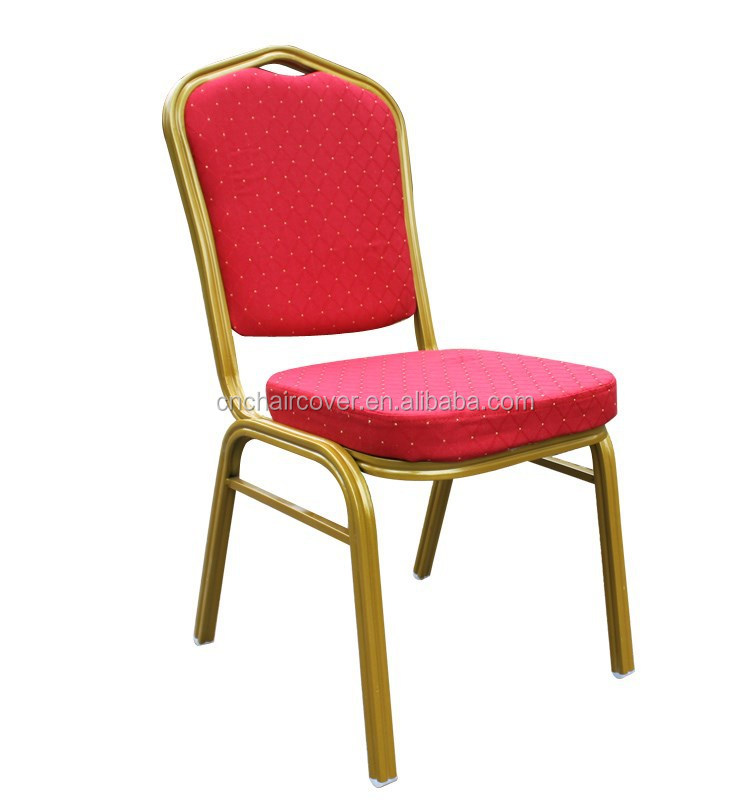 Padded Banquet Chairs cheapest banquet chair / hotel chair / wedding chair - buy high