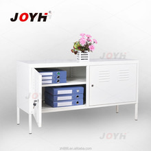White Tea table Office & Home Furniture Filling Cabinet with One Shelf