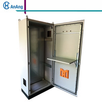 Well-Equipped Metal Electrical Enclosure