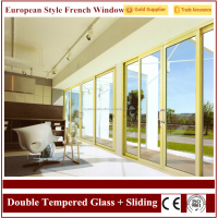 High-end Quality European Aluminium Profile Sliding Door