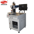 ARGUS Manufacture laser marking 20w 30w 50w fiber machine for metal and plastic
