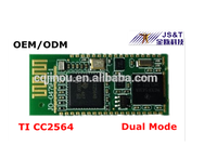 BTM0609C2P CC2564 Dual Mode 40m Bluetooth