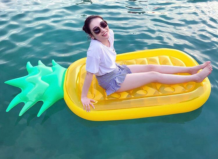 Giant PVC Ride On Inflatable Animal Toy Water inflatable pegasus Swimming Pool Equipment