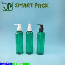 250ml Boston round PET plastic bottle