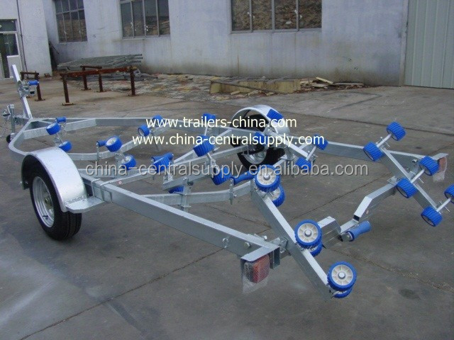 6.3m boat trailer CT0102