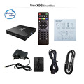 x96 android smart tv box android 6.0 marshmallow tv box Wechip X96 amlogic s905X TV BOX download blue movies X96