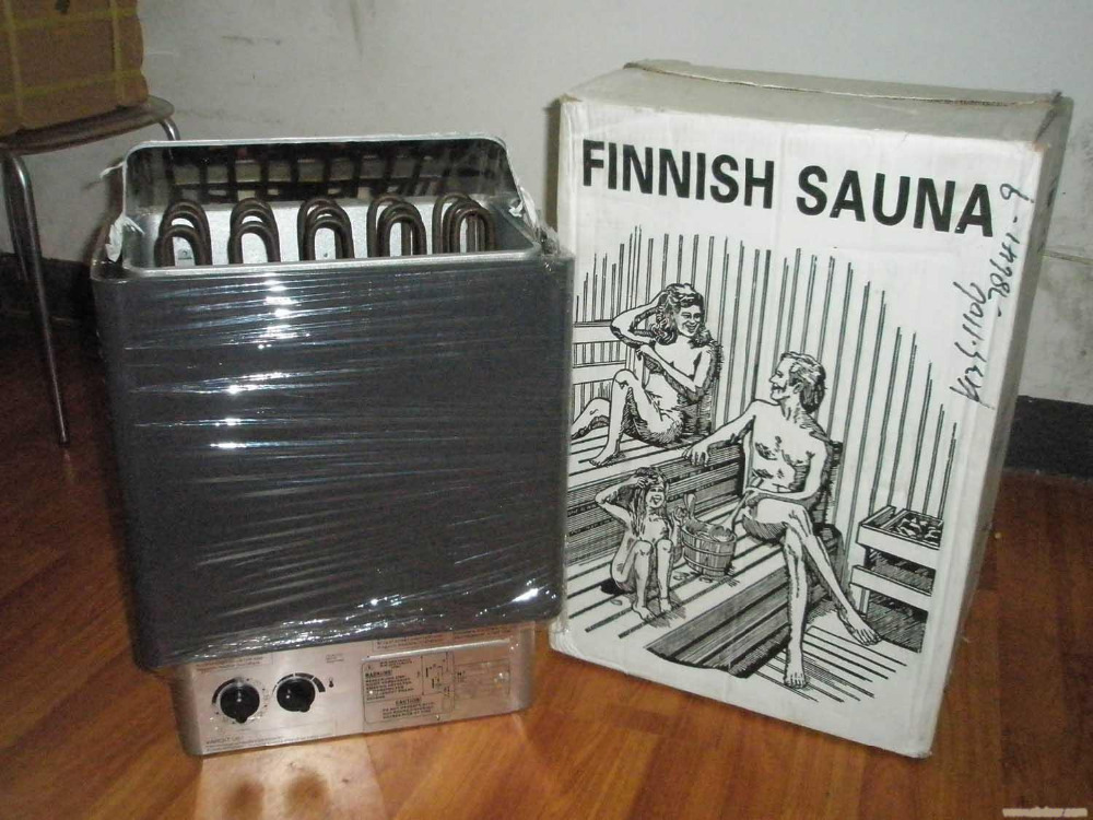 Sauna stove for sauna room with high efficiency for sale