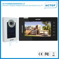 factory manufacturer supply new access unlock waterproof camera video door phone camera module