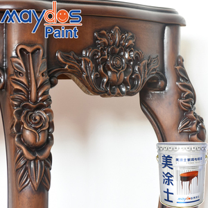 Maydos Alkyd Enamel Paint for Metal and Wood