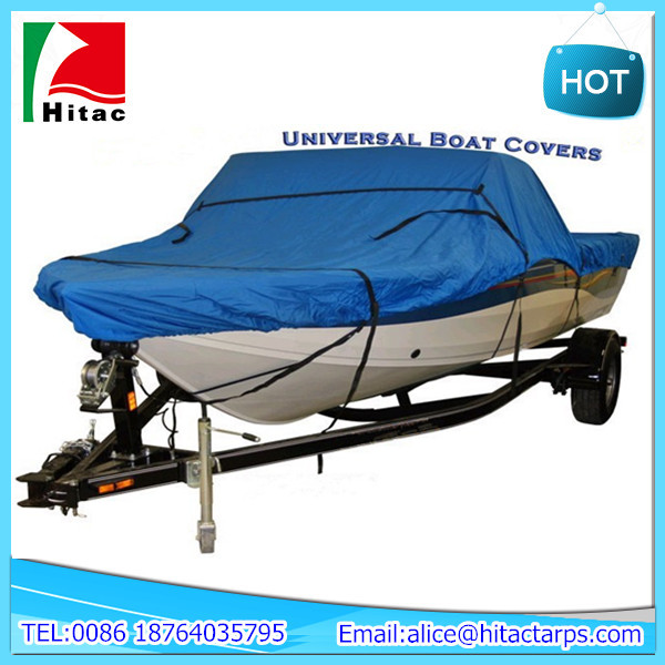 UV Protected Waterproof Universal Boat Covers