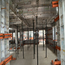 Building construction slab aluminum alloy concrete formwork