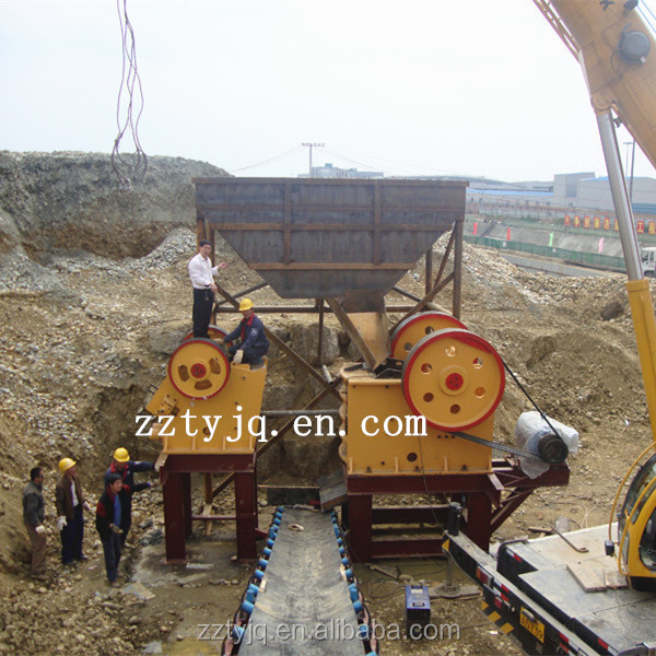 New generation best quality bone crusher stone crushing jaw crusher machine for sale