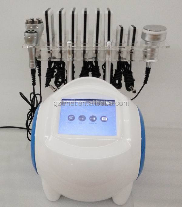 Wholesale alibaba rf cavitation lipo laser slimming fat cellulite lipolaser radio frequency lipolaser cavitation slim machine