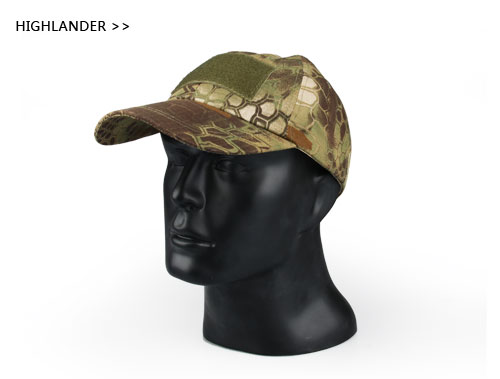 High Quality Tactical Army Military Camouflage Caps