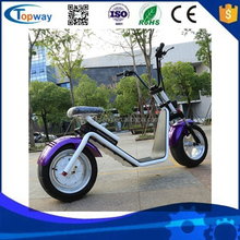 hot freegoing easyway electric scooter with removable lithium battery
