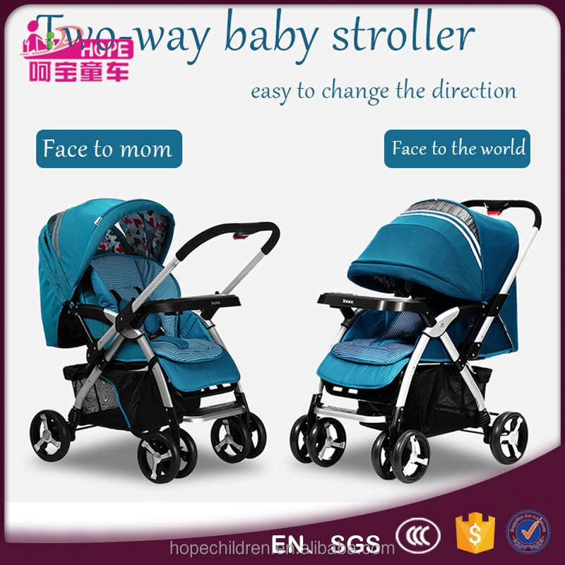 Wholesale China OEM Good Baby Stroller 2-in-1 baby stroller carriage