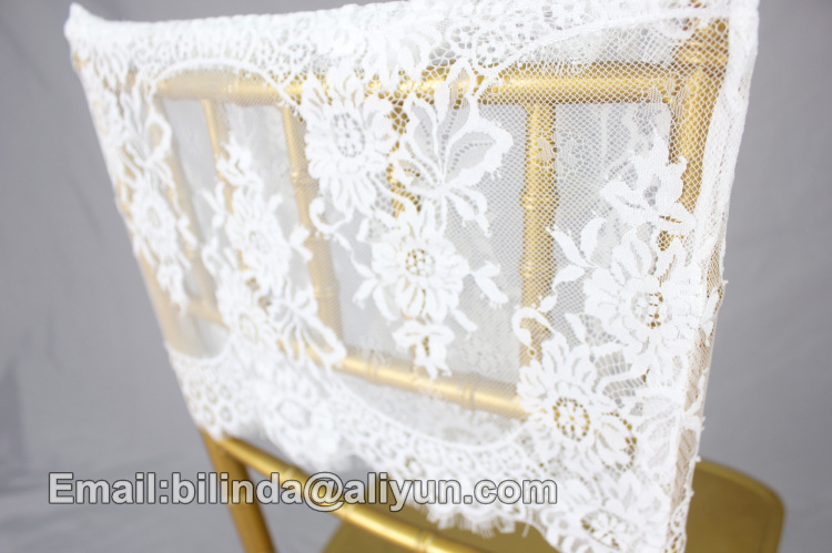 high quality elegant wedding chair covers manufactured in China