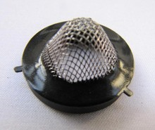 Stainless steel rubber washer filter screen screen filter