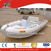 PVC inflatable motor pontoon rib boat