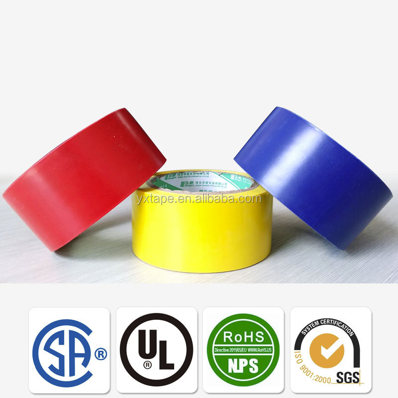 PVC Warning and Marking Tapes ( single color), Regional identity and the protection of ground