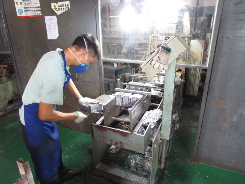 Plate Grinding