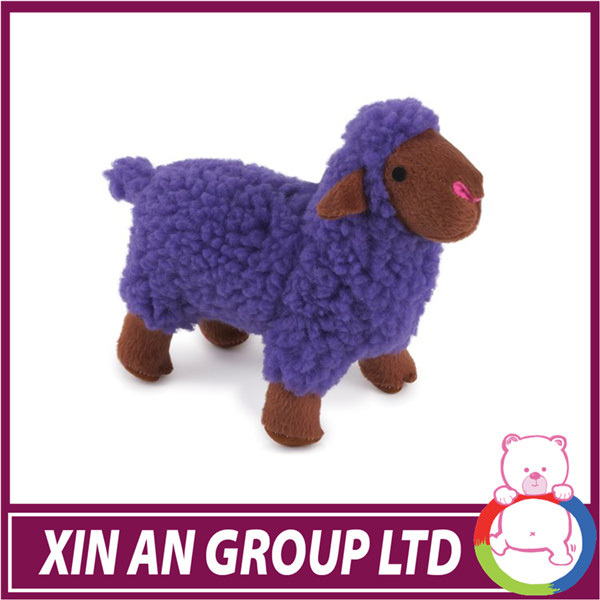 ICTI and Sedex audit new design EN71 purple sheep