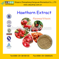 Factory Supply Competitive Price Hawthorn Extract