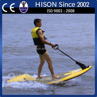 2014 sale 20 HP 40KM/H motor power surfboard