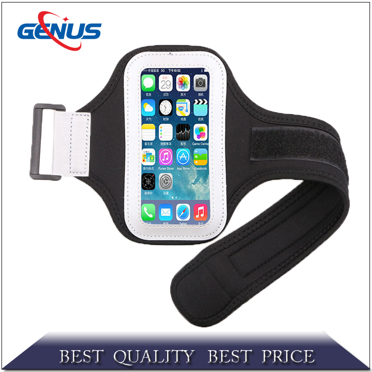 Mobile phone bag case phone accessories Gym running Armband case for any size phone