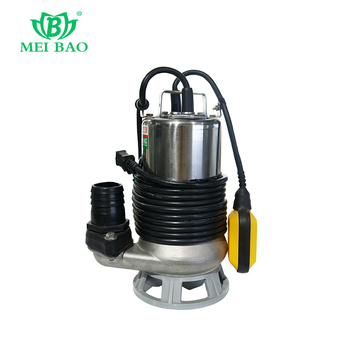 Fast Shipment Stainless Steel Submersible Pump 2 Inch For Deep