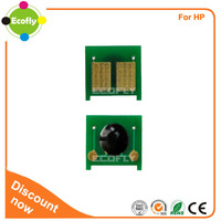 Wholesale toner chip CF283A CF283S for HP LaserJet Pro MFP M125 M127fn M127fw reset toner chip for hp