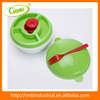 new 2016 plastic salad bowl with lid