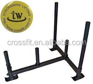 Power training Prowler/Resistance Push and Pull Strength Sled