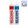 "Gorvia GS-Series Item-N302 ""black silicone mastic sealant """