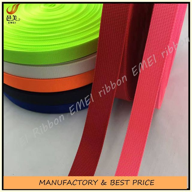 Factory direct wholesale cheap double faced pp grosgrain ribbon
