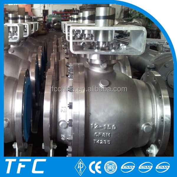 CF8 4 way stainless steel ball valve factory supply