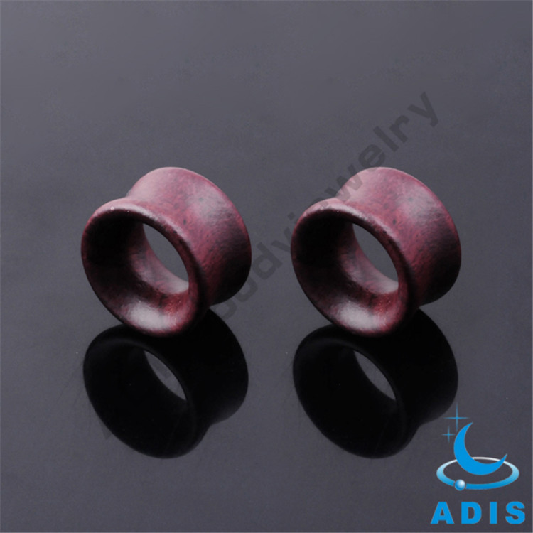 Wood Jewelry Earring Flesh Tunnel Hot Sales In Americian