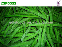 2013 hot sale Chinese Frozen IQF Green beans cut