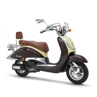 Ariic 125cc eec popular motor scooter retro model VENPAS-2