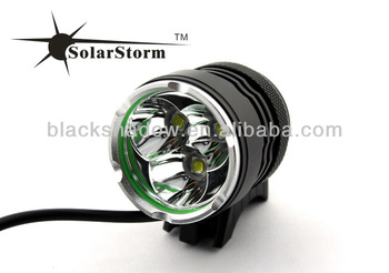 Solarstorm BL03 bicycle accessory light bicycle handlebar light