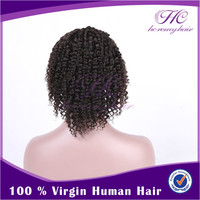 Express Alibaba Wholesale Brazilian Virign Human Hair Bleached Knots Black Men Lace Front Wigs