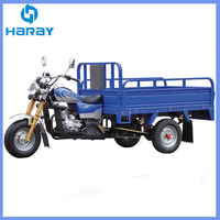 China 150CC New Three Wheels Motorcycle For Cargo with Heavy Loading
